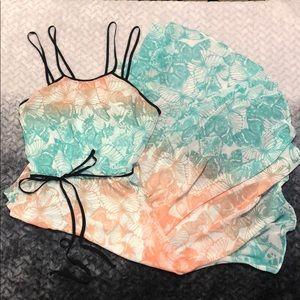 B. Smart Beautiful butterfly spring/summer dress